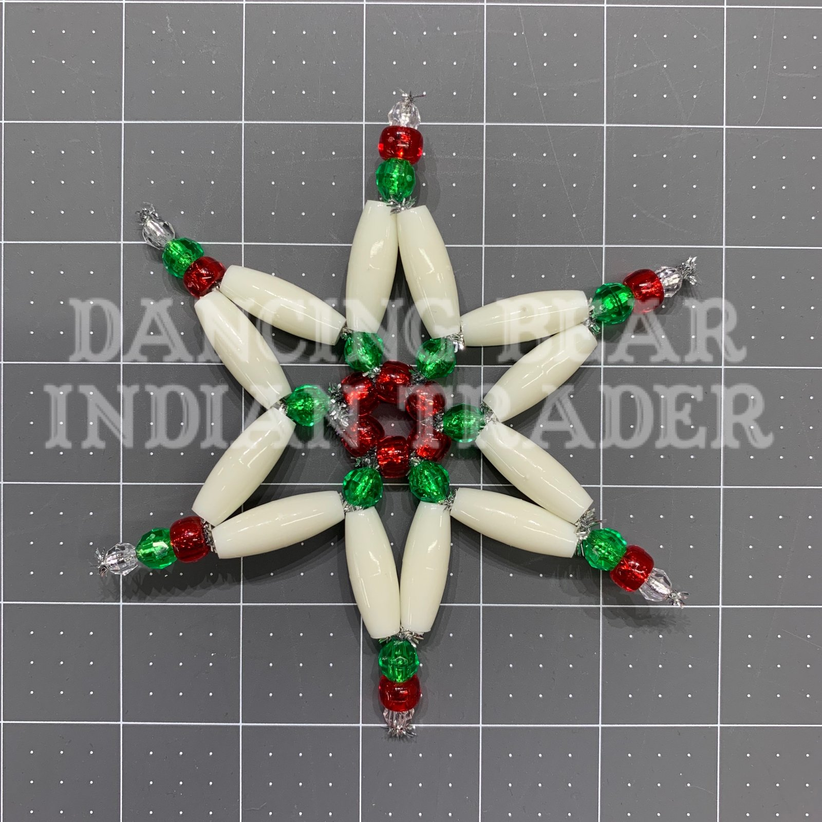 Native Snowflake Ornament Kit - Makes 25