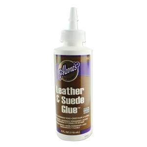 Leather & Suede Glue 4oz.
