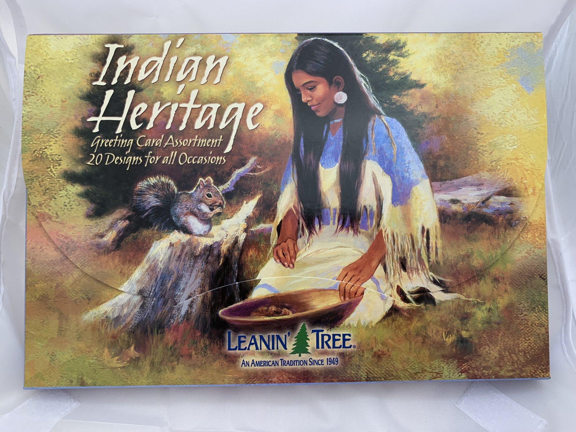 Indian Heritage Greeting Card Assortment