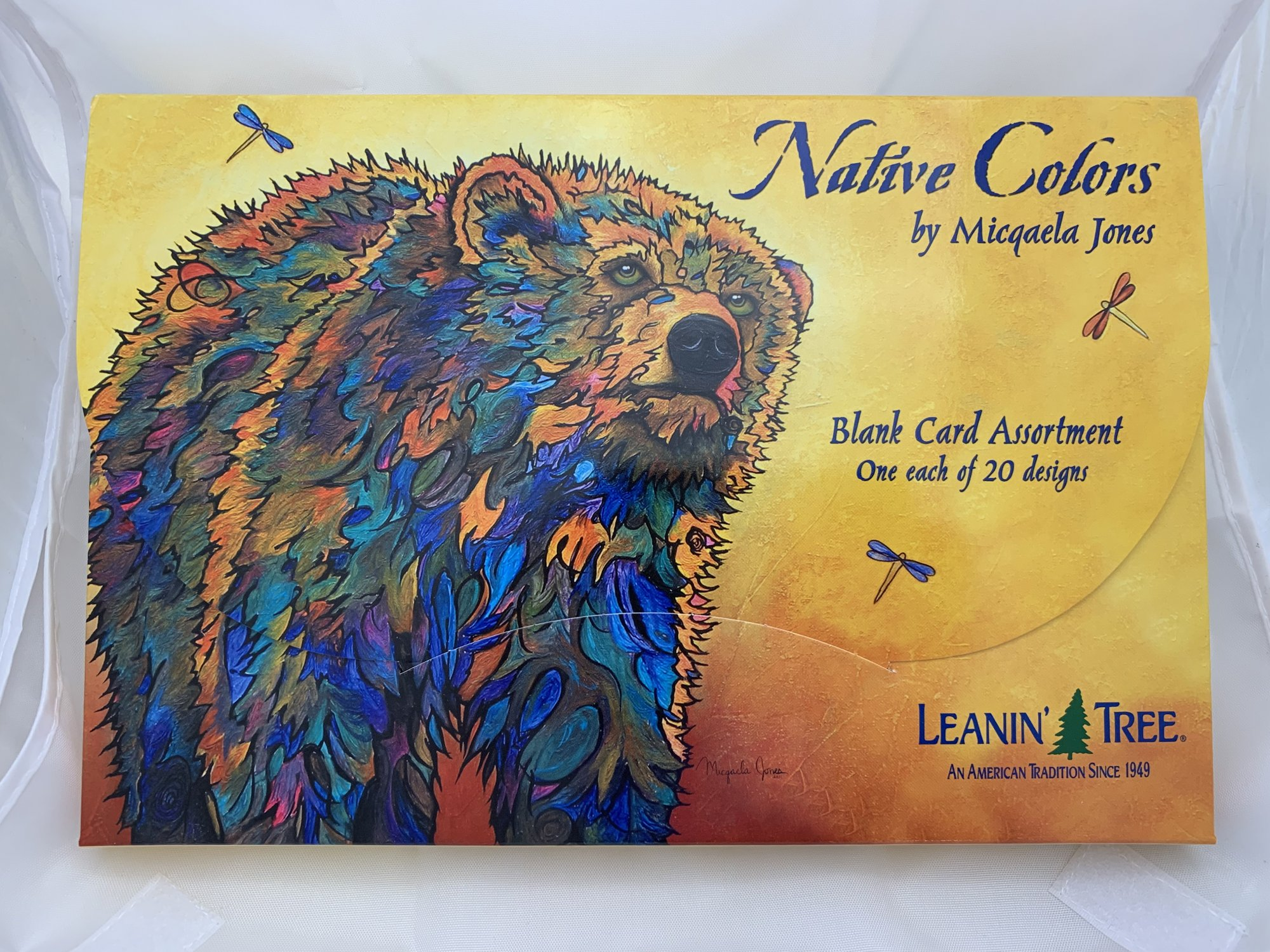 Native Colors, Blank Greeting Card Assortment