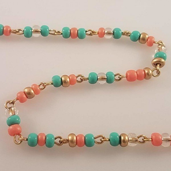 Bead chain Southwest Pastel