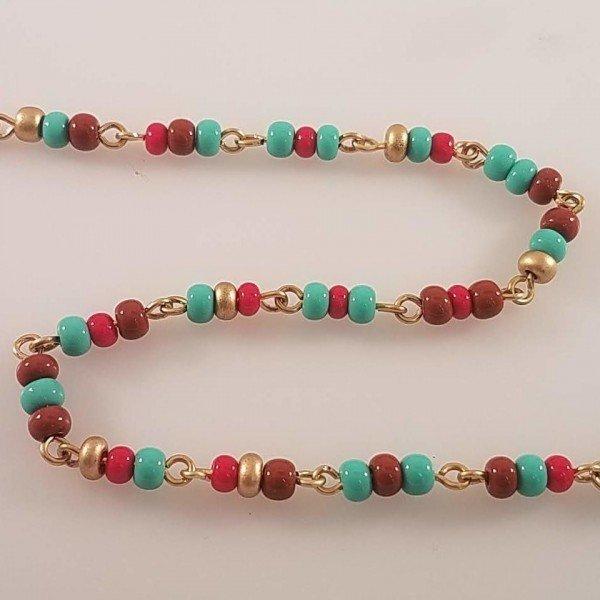 Bead chain Southwest Terra