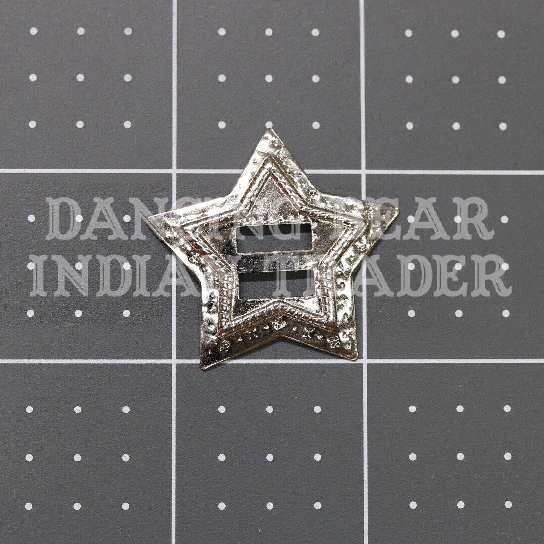 Concho Star Nickel, 6pc