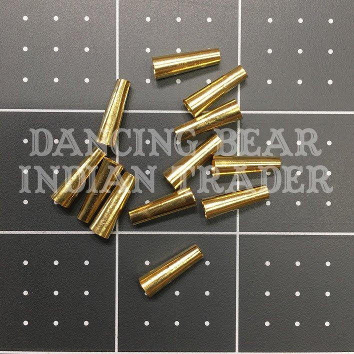 1/2 Brass Cones 100pcs