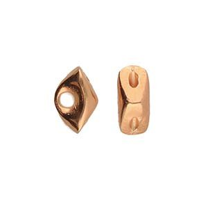 CYM-Tripiti-Diamond Duo Bead Ending-Rose Gold