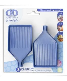 Diamond Dotz Freestyle Tray 8pc