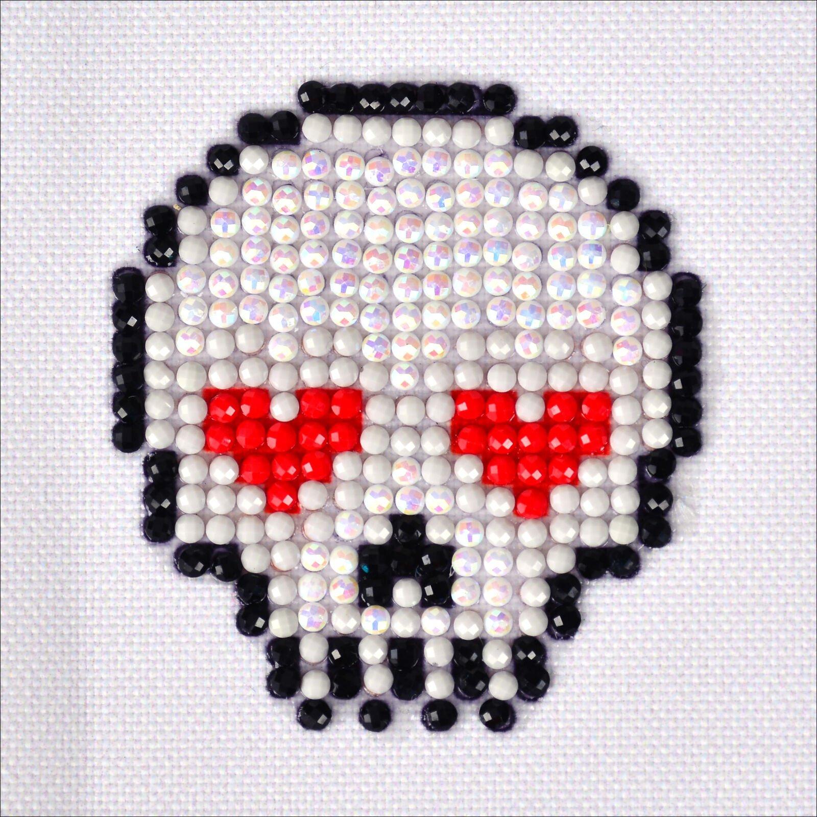 Sugar Skull Diamond Dotz