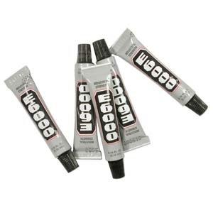 E6000 Glue .18 oz tube