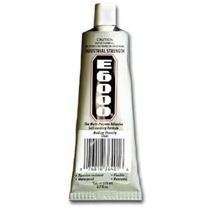 E6000 Glue 3.7 oz tube