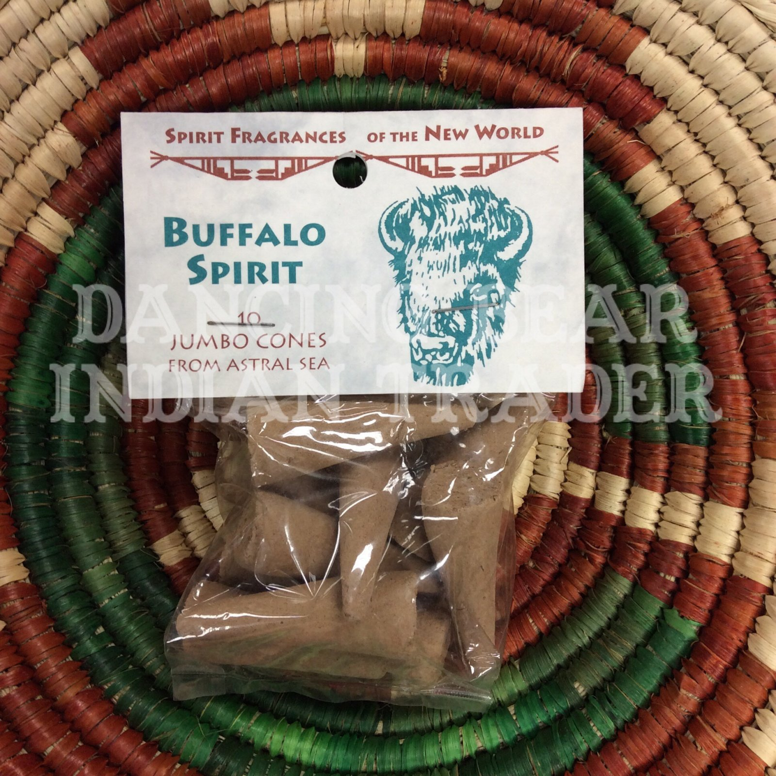 Incense Buffalo Spirit