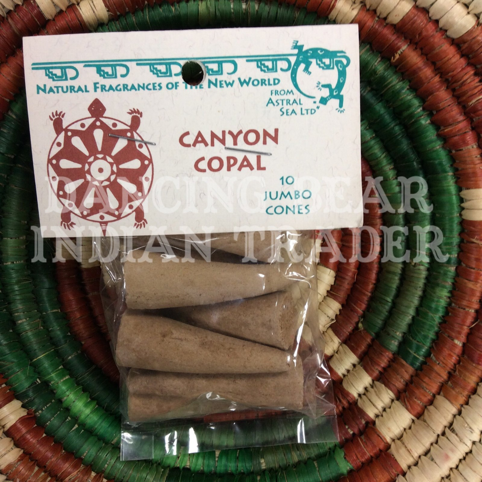 Incense Canyon Copal