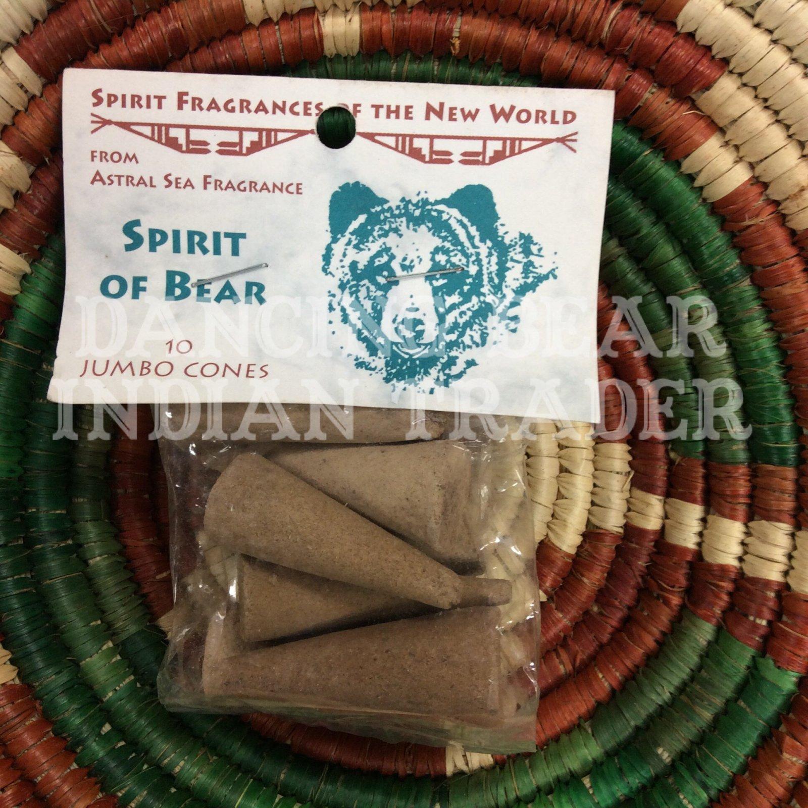 Incense Spirit of Bear