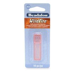Hard Beading Needles #13 10pc Beadalon Brand