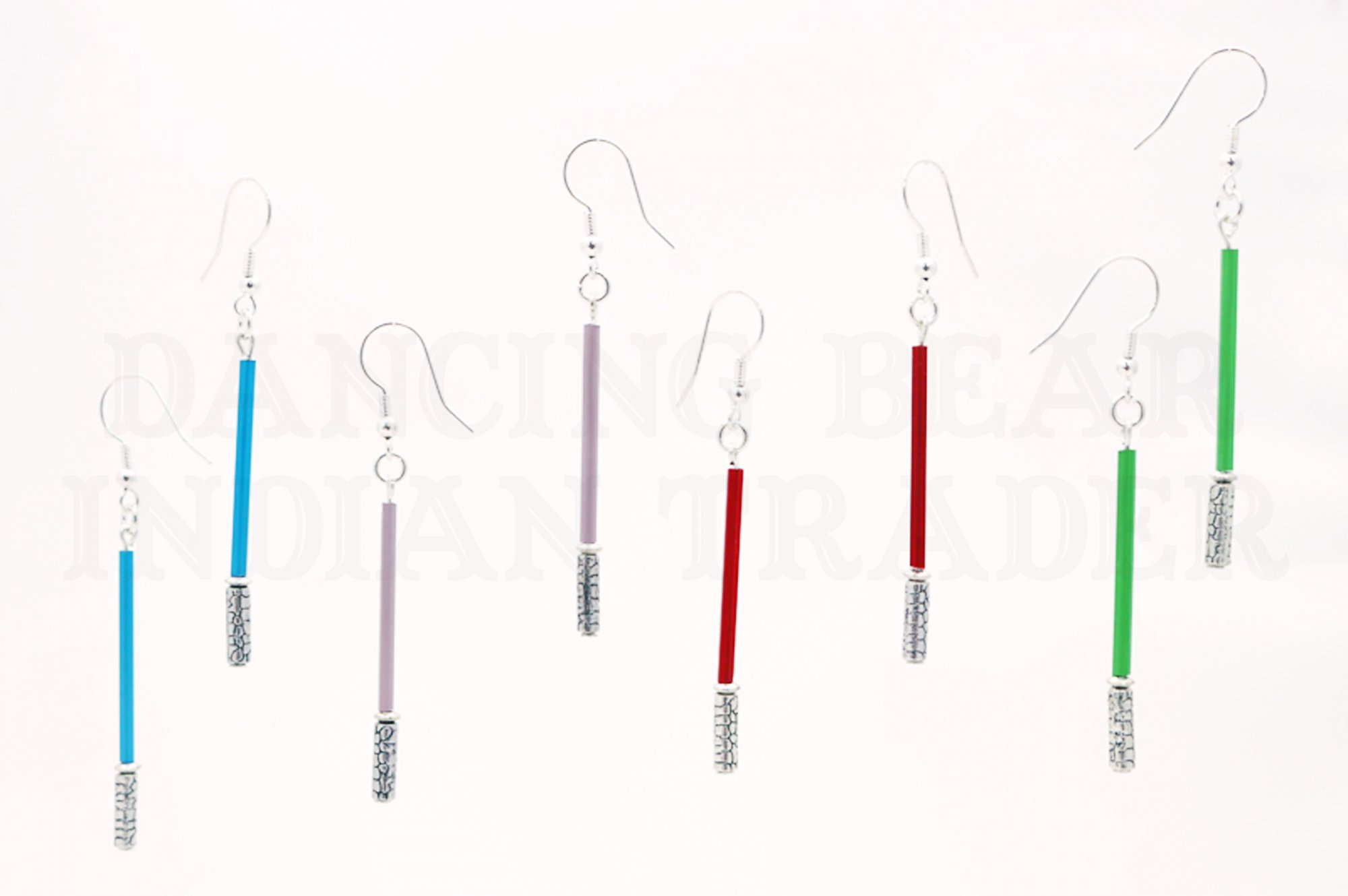 Light Saber Earring Kit