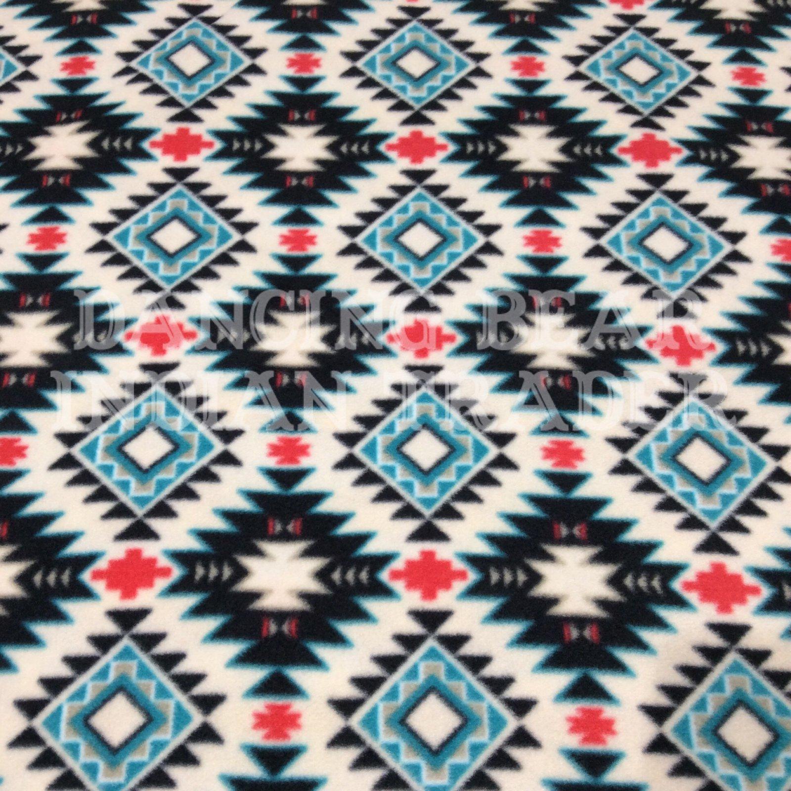 Native Spirit Diamond Pattern Fleece