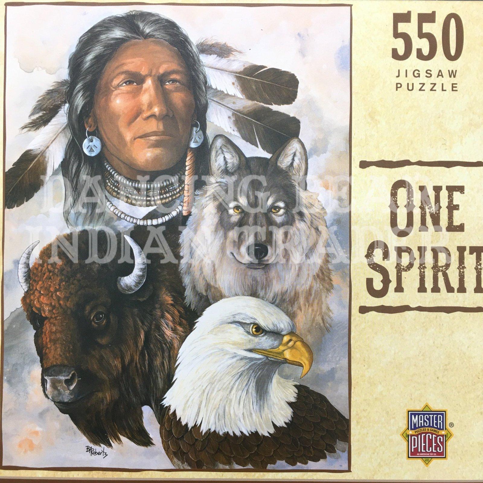 Puzzle One Spirit 550pc