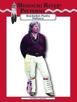 Pattern Buckskin Pants