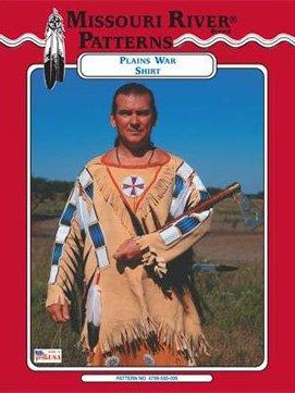 Pattern Men's Plains War Shirt
