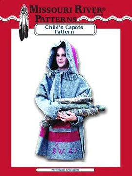 Pattern Child's Capote