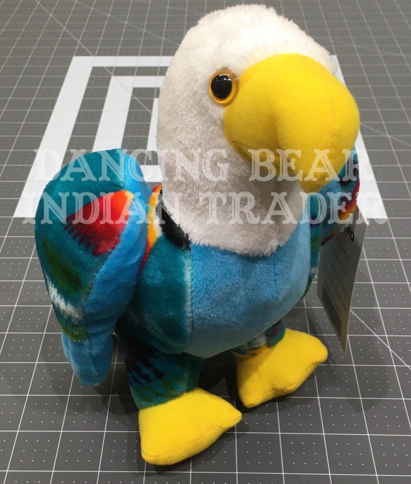 Plush Animal Eagle