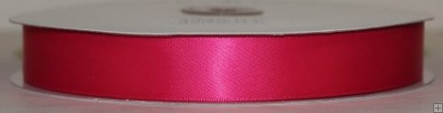 Satin Ribbon 5/8 Hot Pink #059 100 yds