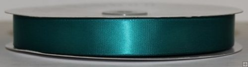 Ribbon 2-238 Teal Satin 50 yards