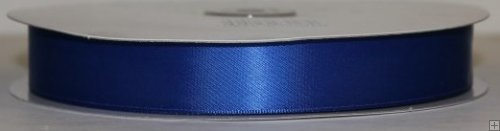 Ribbon 2-260 Royal Blue Satin 50 yards