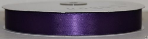 Ribbon 2-290 Purple Satin 50yds