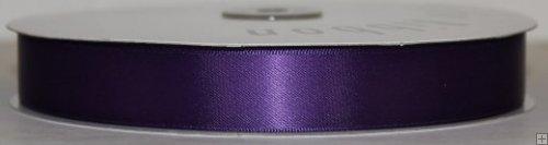 Satin Ribbon 5/8 Purple #290 100 yds