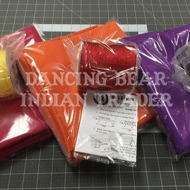 Polyester Gabardine Shawl Kit