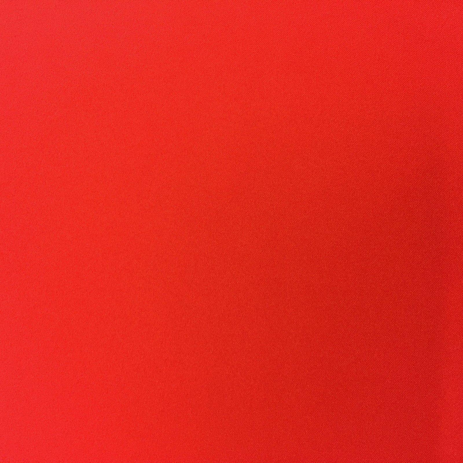 Shawl Cut Twill 2 yds Red