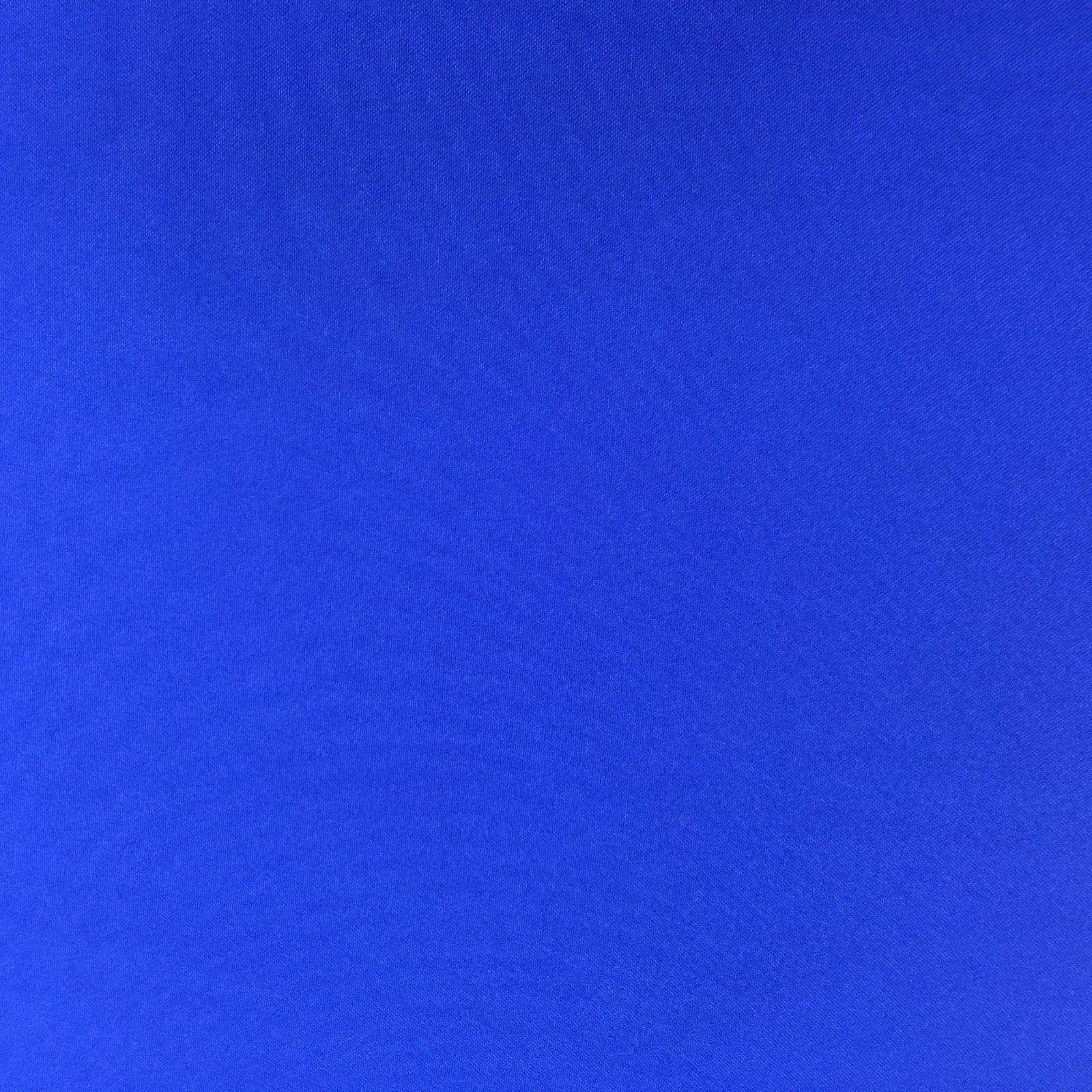 Shawl Cut Twill 2 yds Royal Blue