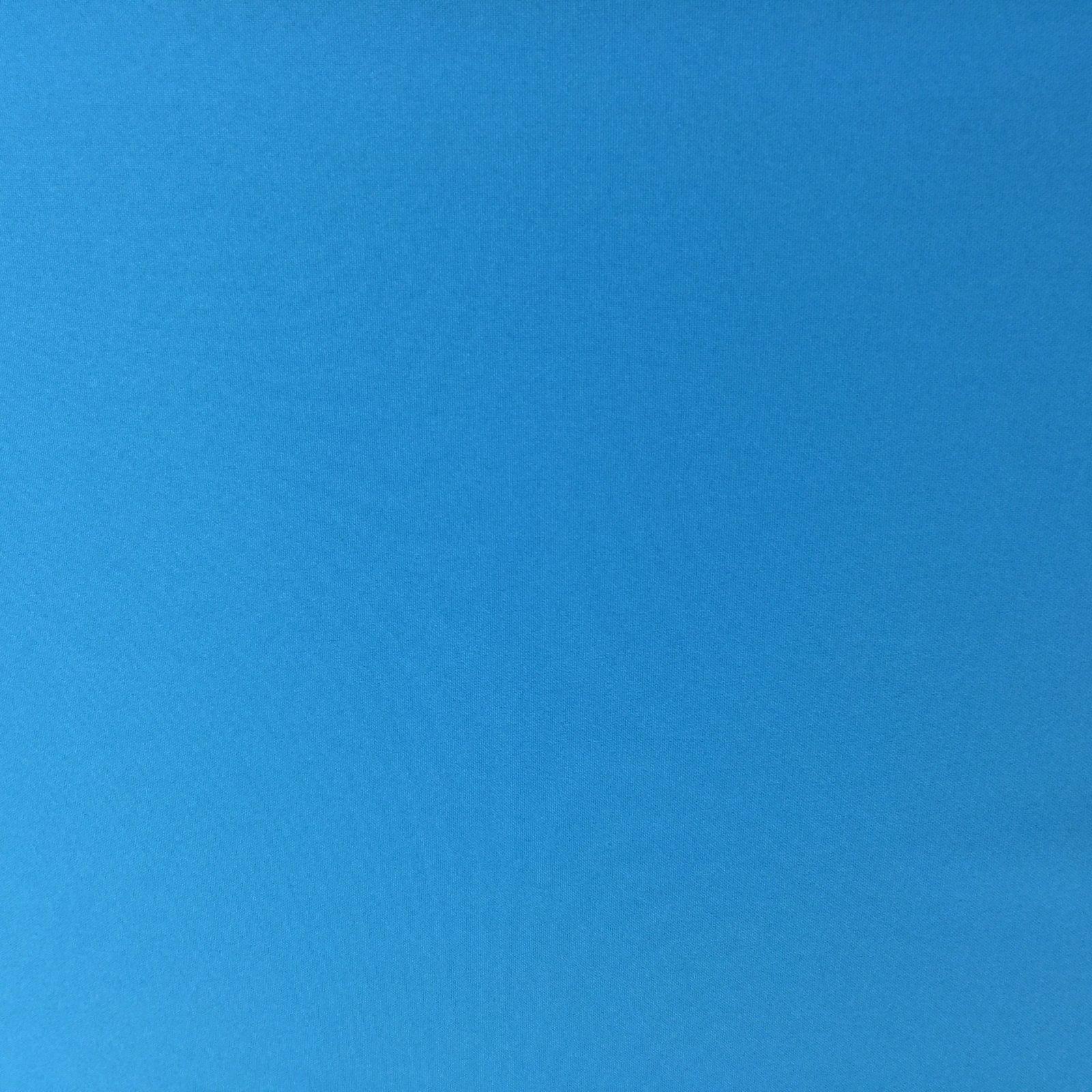 Shawl Cut 2 yds Turq Blue