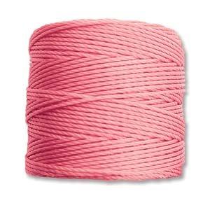 S-Lon Standard Pink 77 yds, Tex 210, Spool