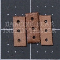 Spacer leather 3H, 10pcs