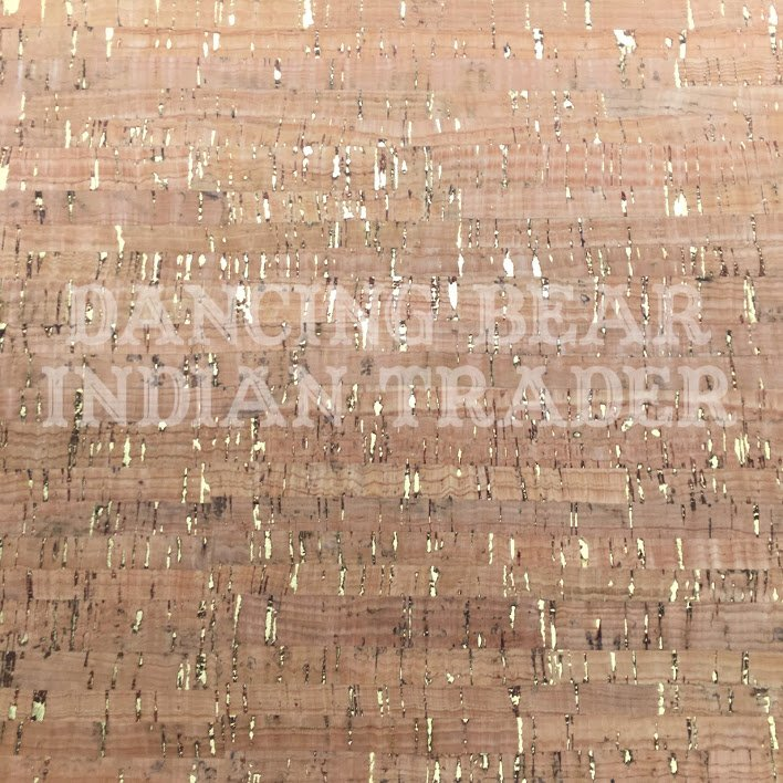 Cork Fabric 1 yard, 27 wide, More Colors