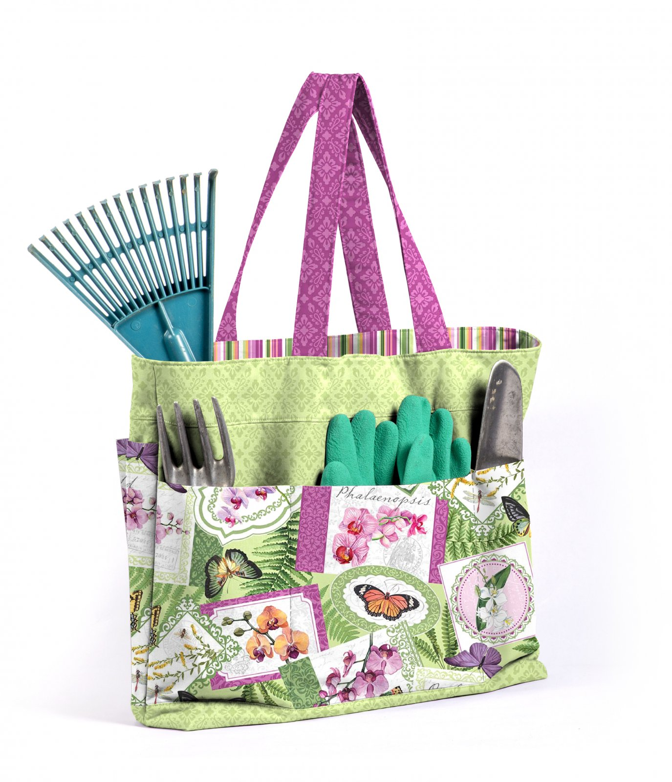 Orchids in Bloom Tote Kit