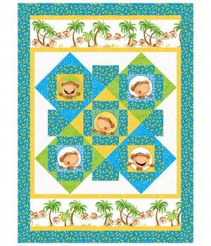 Banana Time Pattern PTN1275