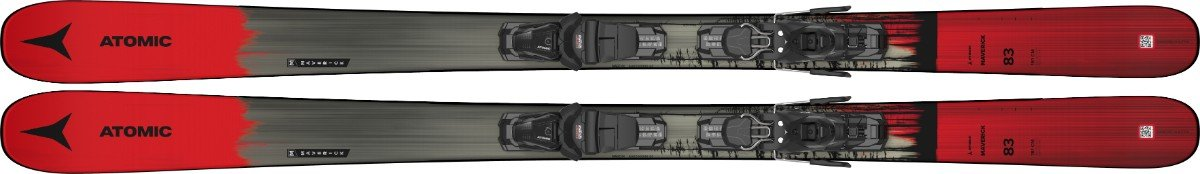 Atomic Maverick 83 Ski + M 10 GW Binding Mens