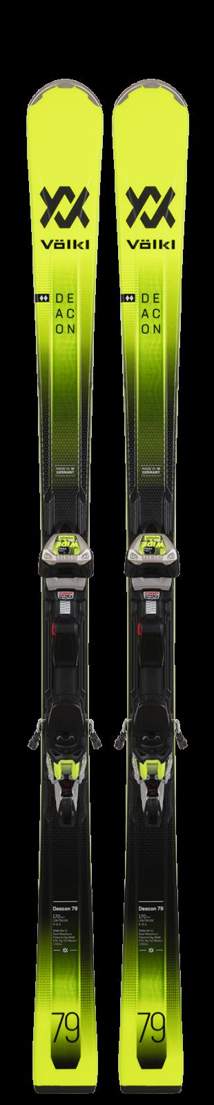 Volkl Deacon 79 IPT Ski + IPT WR XL 12 TCX GW Bindings Mens