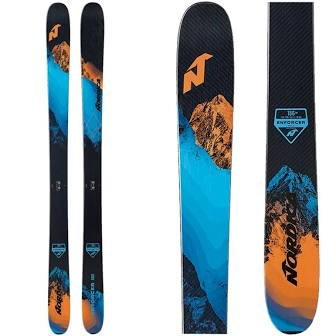 Nordica Enforcer Free 104 Flat Ski  Mens