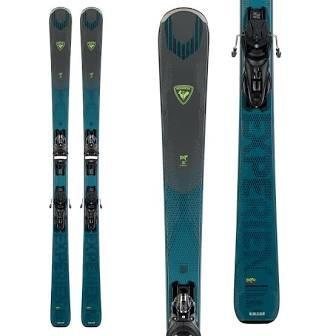 Rossignol Experience 82 Basalt Ski + SPX 12 Konect Binding Mens