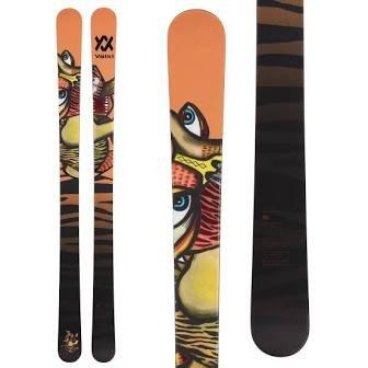 Volkl Revolt 95 Flat Ski Mens