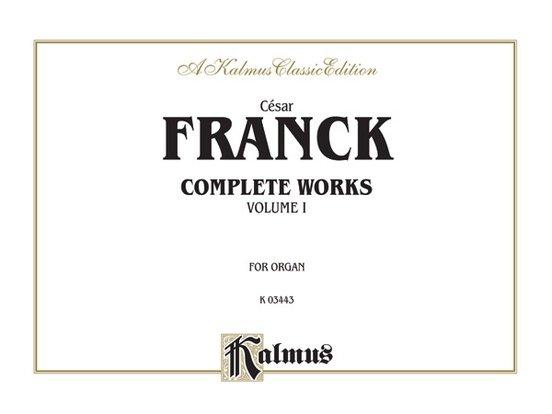 Franck Organ Works, Volume I