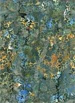 Batik Textiles Glossy Spring