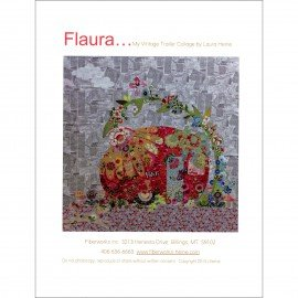 Flaura Pattern by Laura Heine