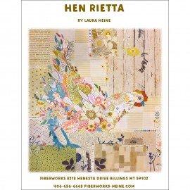 Hen Rietta Pattern by Laura Heine