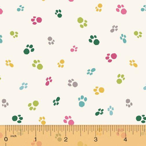 Catnip Happy Paws Multi/White