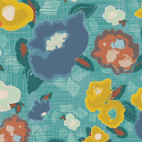 Artisan Ad Lib Blooms  Quiet