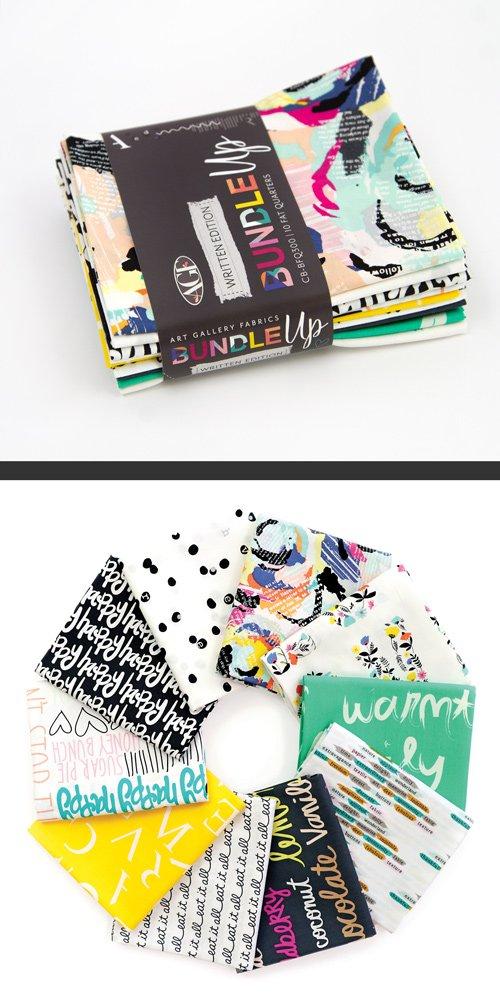 Art Gallery Bundle Up Written 10PC